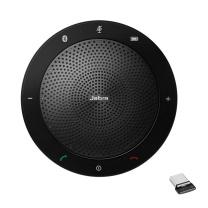 捷波朗 Jabra 免提通话扬声器 SPEAK 510+ MS 无线蓝牙 USB 360度麦克风 15小时电池 微软认证
