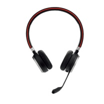 捷波朗 Jabra 统一通信耳麦 EVOLVE 65 MS Stereo 无线蓝牙 高保真立体声 微软认证