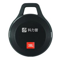 JBL 便携蓝牙音箱 clip+ (黑色)