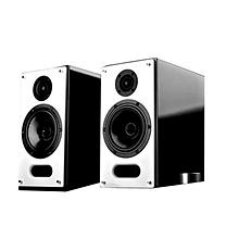 漫步者 EDIFIER 多媒体2.0音箱 木质低音炮有源HIFI音响 S2000V