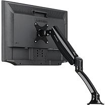 显示器支架 DLB502 显示器支架旋转电脑架桌面架免打孔工作台支架 10-27英寸
