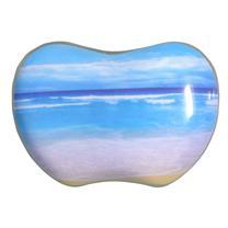 范罗士 Fellowes 热带风情系列硅胶鼠标腕托 蔚蓝海岸 91795