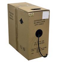 酷比客 L-CUBIC 超六类纯铜成箱网线 LCLN6ABK-305M 305米 (黑色)