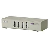 宏正 KVM多电脑切换器 CS74U 4端口USB