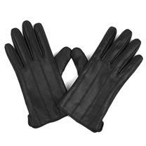 MASCOMMA 全触屏羊皮手套 CA00101/B 男款L (黑色)