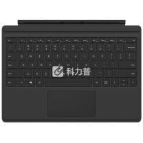 微软 Microsoft 平板电脑键盘盖 (黑色) (适用于Surface Pro 4)