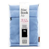 山业 SANWA 内胆包 IN-AMAC11LB 11英寸 (蓝色) (适用于MacBook Air)