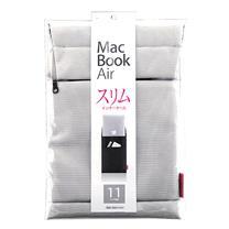 山业 SANWA 内胆包 IN-AMAC11GY 11英寸 (灰色) (适用于MacBook Air)