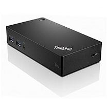 联想 lenovo 高级扩展坞 40A80045CN USB3.0  (适用于ThinkPadX1 S1 S2 S3 E470 E460)