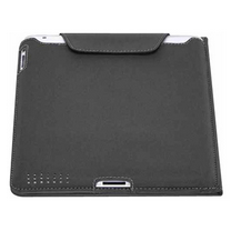 泰格斯 Targus 翻盖保护套 (灰色) (适用于NewiPad)(兼容iPad2)