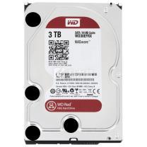 西部数据 WD 台式机硬盘 WD30EFRX 3TB 红盘 3.5英寸 SATA6Gb/s 64M