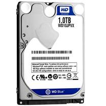 西部数据 WD 笔记本硬盘 WD10JPVX 1TB 蓝盘 5400转8M SATA6Gb/s