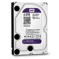 西部数据 WD 台式机硬盘 WD40PURX 4TB 紫盘 SATA6Gb/秒 7200转64M 3.5寸 监控