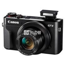 佳能 Canon 数码相机 PowerShot G7X Mark II  (约2010万像素 DIGIC 7 1.0)