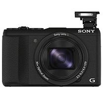 索尼 SONY 数码相机 DSC-HX60  (含包 16G卡)