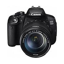佳能 Canon 数码相机 EOS 700D EF-S 18-135mm f3.5-5.6 IS STM