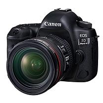 佳能 Canon 数码相机 EOS 5D Mark IV机身 + EF 24-70mm f4L IS USM