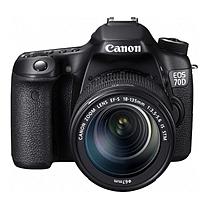 佳能 Canon 数码相机 EOS 70D EF-S 18-135mm f3.5-5.6 IS STM
