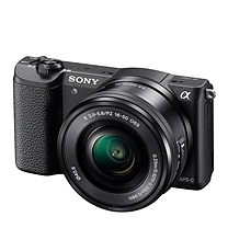 索尼 SONY 微单套机 5100l  (原装相机包 16G卡)