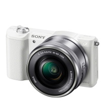 索尼 SONY 数码摄像机 5100l (白色) (32G卡 包)