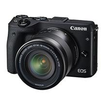 佳能 Canon 微单套机 EOS M3 (EF-M18-55mm f/3.5-5.6IS STM)