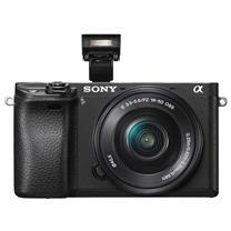 索尼 SONY 微单套机 ILCE-6300L (16-50mm镜头) (含包+16G卡)