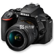 尼康 Nikon 单反套机 D5600 (AF-P DX 尼克尔 18-55mm f/3.5-5.6G VR) (包 32G卡)