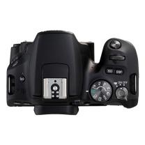 佳能 Canon 数码单反相机/单反照像机 EOS 200D (100D升级款) 18-55mm IS STM 黑色