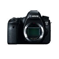 佳能 Canon 单反机身 EOS 6D (不含镜头)