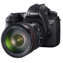 佳能 Canon 单反套机 6D (EF-S 18-135mm f/3.5-5.6 IS STM镜头)
