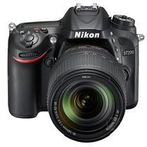 尼康 Nikon 单反套机 D7200 (含18-140mmf/3.5-5.6G ) (含包)