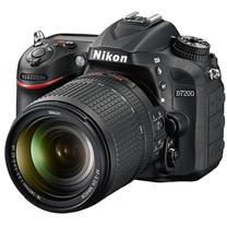 尼康 Nikon 单反套机 D7200 (AF-S DX 18-105mm f/3.5-5.6G ED VR 防抖镜头)