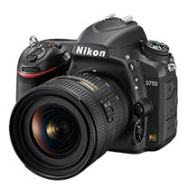 尼康 Nikon 单反套机 D750 (AF-S 尼克尔 24-120mm f/4G ED VR镜头)