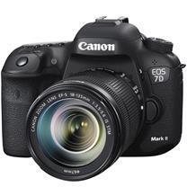 佳能 Canon 单反套机 7D Mark II (含18-135镜头) (含包+16G卡)