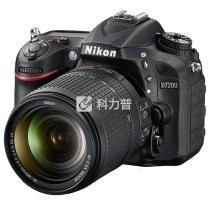 尼康 Nikon 单反套机 D7200 (含AF-S DX 18-105mm f/3.5-5.6G ED VR 防抖镜头) (含包+16G卡)