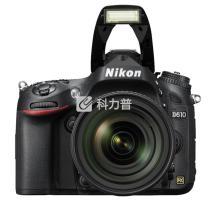尼康 Nikon 单反套机 D610 (含24-120 f/4GVR) (包 16G卡)