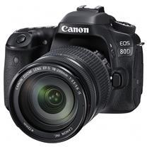 佳能 Canon 单反套机 EOS 80D (EF-S 18-200F/3.5-5.6 IS)