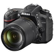 尼康 Nikon 单反套机 D7200 (18-140mm镜头)  (电池 128G卡 遥控器 包)