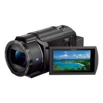 索尼 SONY 数码摄像机 FDR-AX45 家用/直播4K高清数码摄像机 /DV/摄影机/录像机 5轴防抖