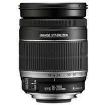 佳能 Canon 远摄变焦镜头 EF-S 18-200mm f/3.5-5.6 IS
