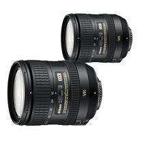 尼康 Nikon 标准变焦镜头 AF-S DX尼克尔16-85mm f/3.5-5.6G ED VR