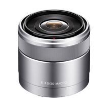 索尼 SONY 微距镜头 E 30mm F3.5