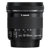 佳能 Canon 广角变焦镜头 EF-S 10-18mm f/4.5-5.6 IS STM