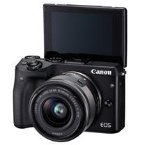 佳能 Canon 单电套机 EOSM3 (EF-M 15-45mm f/3.5-6.3 IS STM)