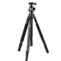 思锐 三脚架R2004+G20KX 含云台三脚架铝合金 数码相机三脚架  稳定、牢固、耐用
