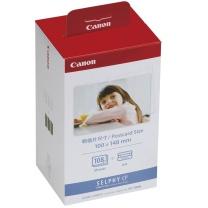 佳能 Canon 原装6寸相纸 KP-108IN 108张/盒 适用CP全系列打印机