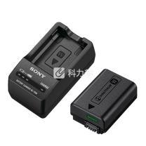 索尼 SONY 电池充电器套装 ACC-TRW  (含FW50电池+TRW座充)