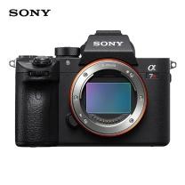 索尼 SONY 微单相机套装 ILCE-7RM3 24-70mm F2.8 GM,闪迪64G(95M/S)  相机包黑色,82mm卡色UV二代单层