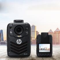惠普 HP 高清红外夜视执法记录仪便携式现场记录仪防爆执法记录仪 DSJ-A7 128G GPS+遥控版+2块电池+座充