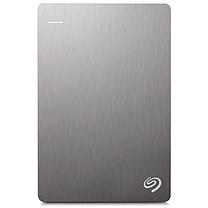 希捷 Seagate 移动硬盘 STDR1000301 1T (皓月银) 2.5英寸 USB3.0移动硬盘